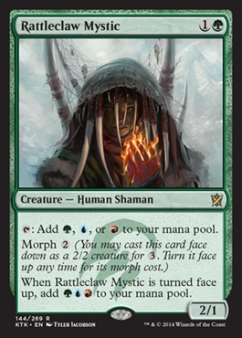 Magic The Gathering White And Green Deck Builds