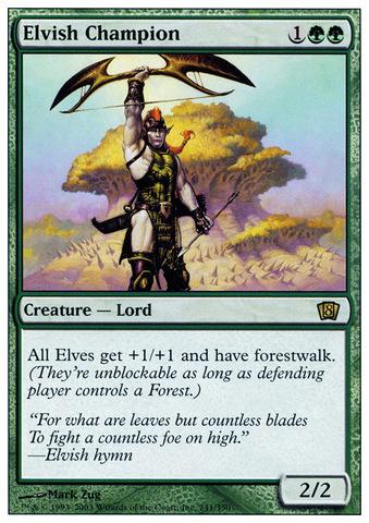 Modern Elves Deck Guide