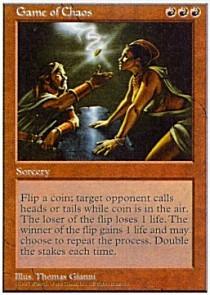 Magic Math – Krark's Thumb and Mana Clash in Legacy