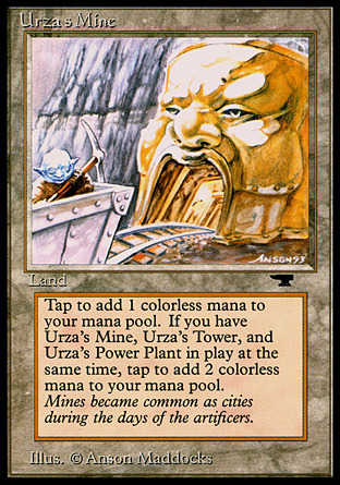 Urza's Mine (Mouth)