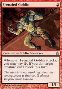 Block Red Deck Wins | MAGIC: THE GATHERING