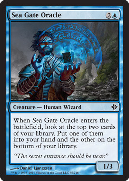 Born of the Gods Magic satyre wayfinder 4x satyre-scouts