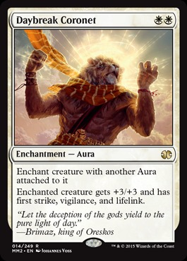 Modern Masters 2015 Limited Set Review White