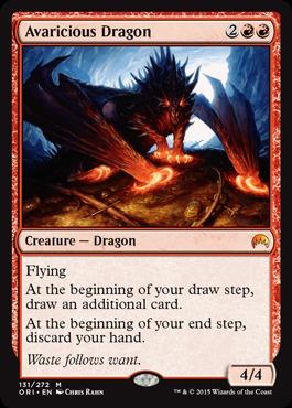 A Pick Order List for Magic Origins