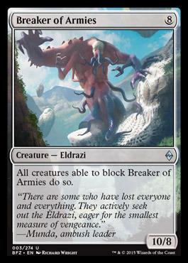 A Pick Order List for Battle for Zendikar