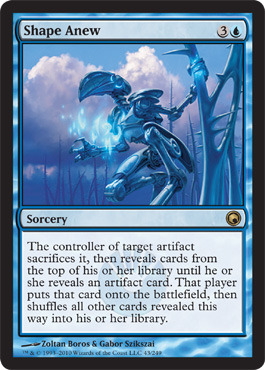 Scars of Mirrodin ~ DISSIPATION FIELD rare Magic the Gathering card