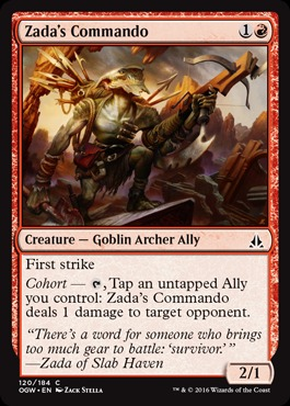- Oath of the Gatewatch Common 041//184 4 x Blinding Drone