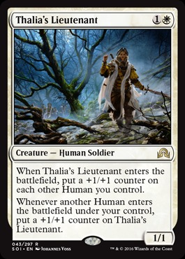 G/W Humans Deck Guide