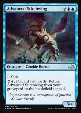Deck Of The Day Ur Zombie Emerge
