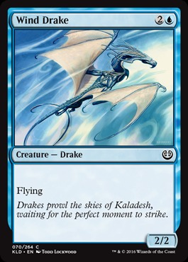 Kaladesh Limited Set Review: Blue