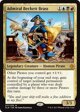 Modern Pirates Mtg