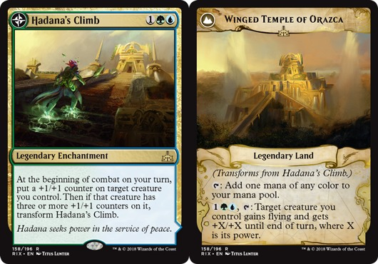 Hadana's Climb // Winged Temple of Orazca