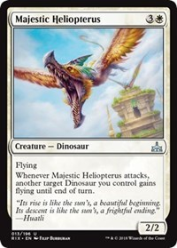 Rivals of Ixalan Limited Set Review: White