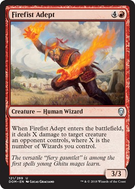 Dominaria Limited Set Review: Red