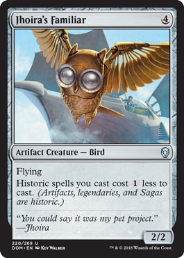Dominaria Limited Set Review: Gold, Artifacts, and Lands