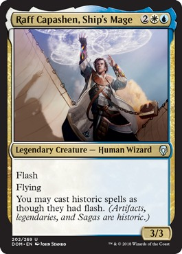 An Early Pick Order List for Dominaria