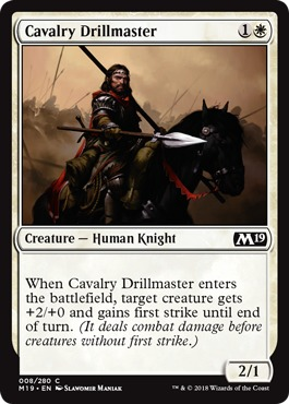 Drafting Core Set 2019 with Siggy