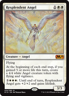 MTG Jeff: COMMAND the ANGELS – (WB) Orzhov Angel Tribal Deck