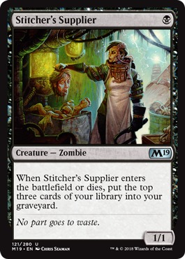 Stitcher's Supplier