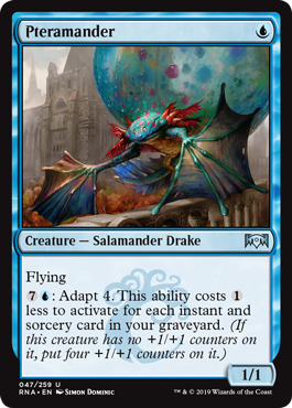 Izzet Drakes with Pteramander Might Be the Best Deck in Standard