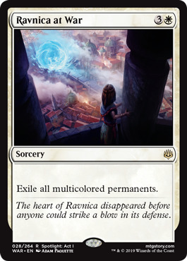 Ravnica at War