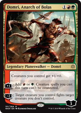 MTG War of the Spark 2x Domri/'s Ambush NEW