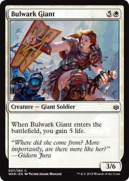 War of the Spark Limited Set Review: White