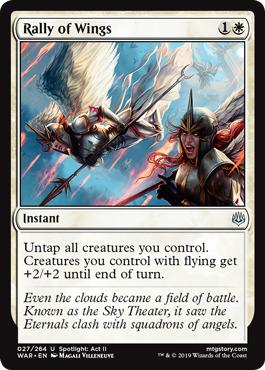 NM War of the Spark Gold Uncommon 4x Mayhem Devil