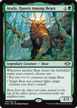 Ayula, Queen Among Bears