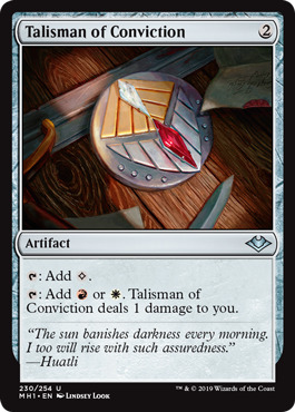 Talisman of Conviction