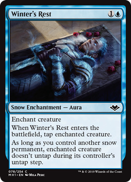 Winter's Rest