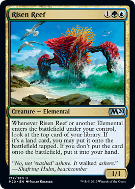 Core Set 2020 Limited Set Review: Gold, Artifacts and Lands
