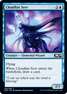Why I Draft Temur Colors in Core Set 2020