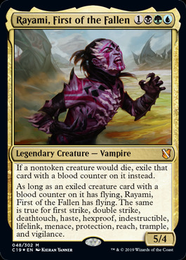 Rayami, First of the Fallen - Foil