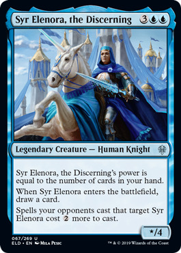 Syr Elenora, the Discerning