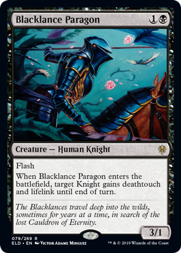 Blacklance Paragon