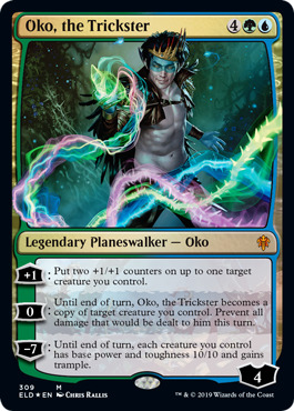 Oko, the Trickster - Collector Pack Exclusive