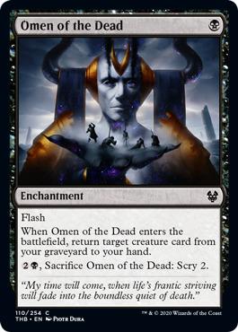 4 Minion/'s Return Theros Beyond Death