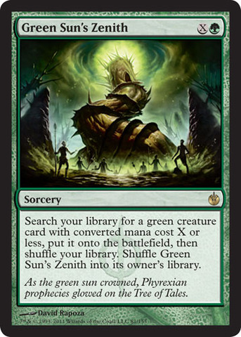 Deck of the Day – Legacy Elves