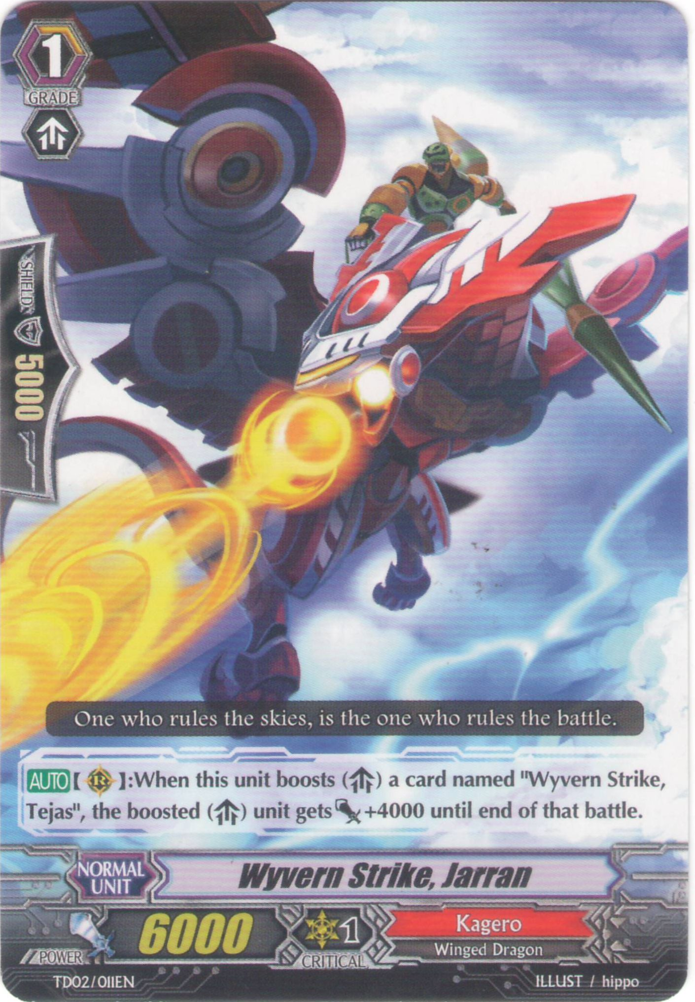Cardfight Vanguard Dragonic Overlord The Reverse